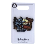 Disney Pin - Walt Disney Ride Attractions - Typhoon Lagoon - Surfin Stitch