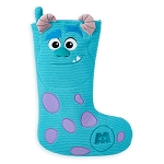 Disney Knit Stocking - Monsters Inc - Sulley