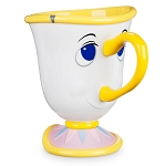 Disney Plastic Cup - Beauty and the Beast - Chip