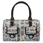 Disney Satchel Bag - Mickey Mouse Comic Strip
