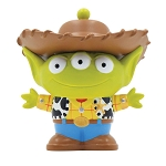 Disney Figure - Toy Story Alien Remix Woody