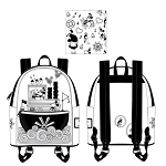 Disney Loungefly Mini Backpack - Steamboat Willie Music Cruise