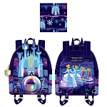 Disney Loungefly Mini Backpack - Cinderella Castle Series