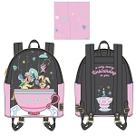 Disney Loungefly Mini Backpack - Alice in Wonderland A Very Merry Unbirthday