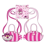 Disney Loungefly Crossbody Bag - Alice in Wonderland Cheshire Cat