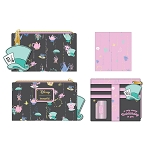 Disney Loungefly Flap Wallet - Alice in Wonderland A Very Merry Unbirthday