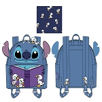 Disney Loungefly Mini Backpack - Lilo and Stitch Story Time Duckies