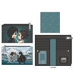 Disney Loungefly Flap Wallet - Star Wars Kylo Rey Mixed Emotions
