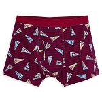 Disney Men's Boxer Briefs - Mickey Mouse and Friends Pennant