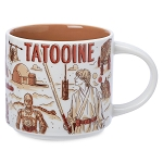Disney Mug - Starbucks - Been There Series - Star Wars - Tatooine