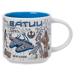 Disney Mug - Starbucks - Been There Series - Star Wars - Batuu