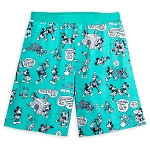 Disney Men's Boxer Shorts - Mickey Mouse and Friends Comic Strip