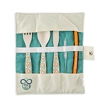Disney Reusable Utensils and Straw Set - Mickey Mouse Repeatables