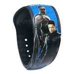 Disney MagicBand 2 Bracelet - Marvel - The Falcon and the Winter Soldier