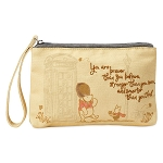 Disney Wristlet - Epcot - Classic Winnie the Pooh and Piglet
