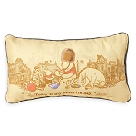 Disney Throw Pillow - Epcot - Classic Winnie the Pooh and Pals