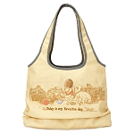 Disney Tote Bag - Epcot - Classic Winnie the Pooh and Pals