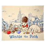 Disney Fleece Throw Blanket - Epcot - Classic Winnie the Pooh and Pals
