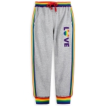 Disney Women's Jogger Pants - Rainbow Disney Collection - Mickey Mouse Icon