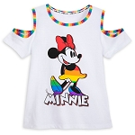 Disney Youth Shirt - Rainbow Disney Collection - Minnie Mouse