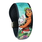 Disney MagicBand 2 Bracelet - Dooney and Bourke - Moana