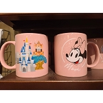 Disney Mug - Walt Disney World - Four Parks Icons - MOM