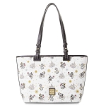 Disney Dooney and Bourke - Tote Bag - Mickey and Minnie Holiday - 2020
