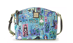 Disney Dooney and Bourke Bag - Haunted Mansion - Blue - Crossbody