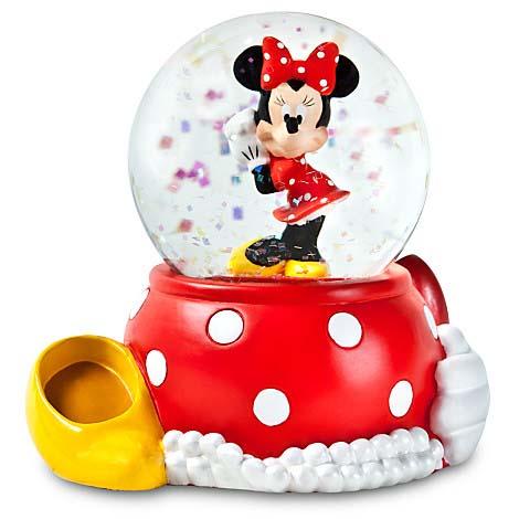 Your Wdw Store Disney Snow Globe Minnie Mouse Best