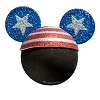 Disney Antenna Topper - Mickey Mouse Ears - Independence Day