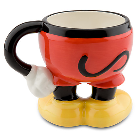Best Collection Legs Mouse Coffee Cup Of Disney Mickey by76fg