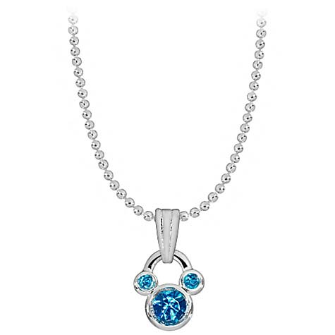 product pendant created birthstone aquamarine american swiss march necklace