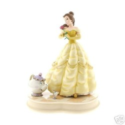 Disney Big Figure Statue - Beauty and the Beast - Belle LE 250