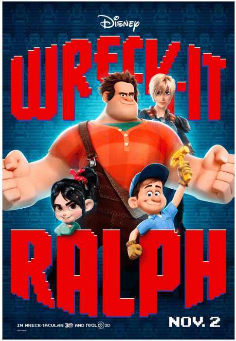 Wreck-It Ralph Toys & Collectibles