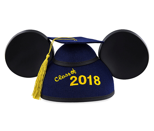 Disney Gifts for 2018 Grads