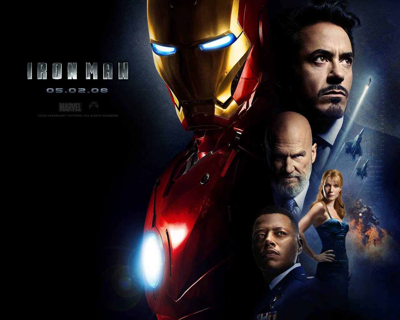 Iron Man 2008 - MCU's First Installment to a Multi-Series Saga