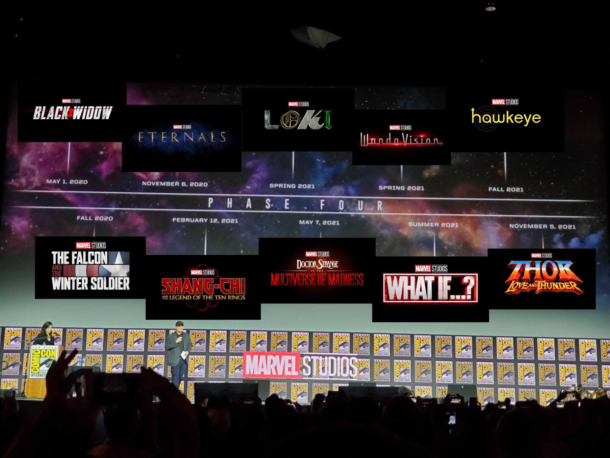 Phase 4 of the MCU