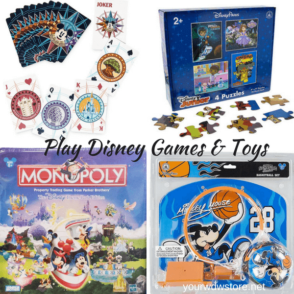 It's Time to Ditch the Screens and Play Some Disney Games Together!