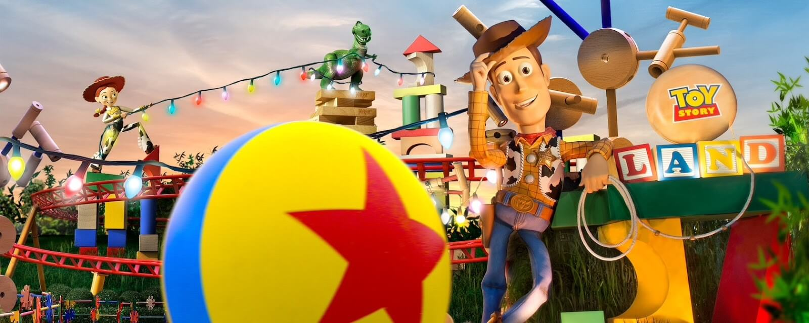 Toy Story Land is Finally Here!