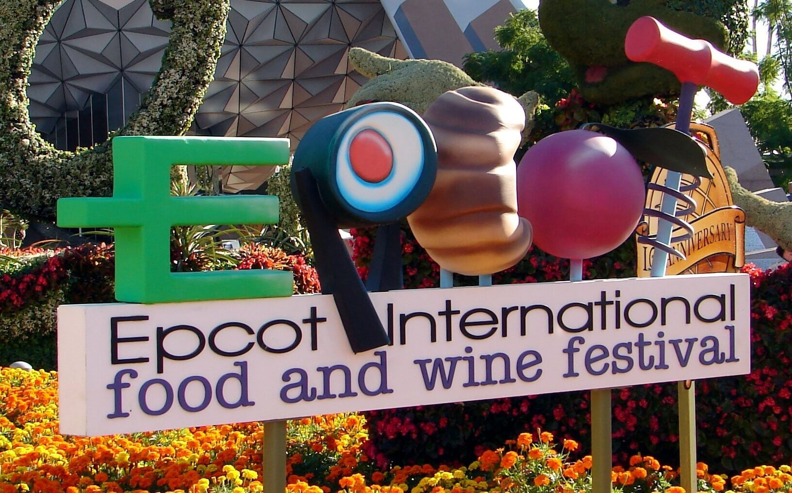 Celebrate the 2017 Epcot Food & Wine Festival!