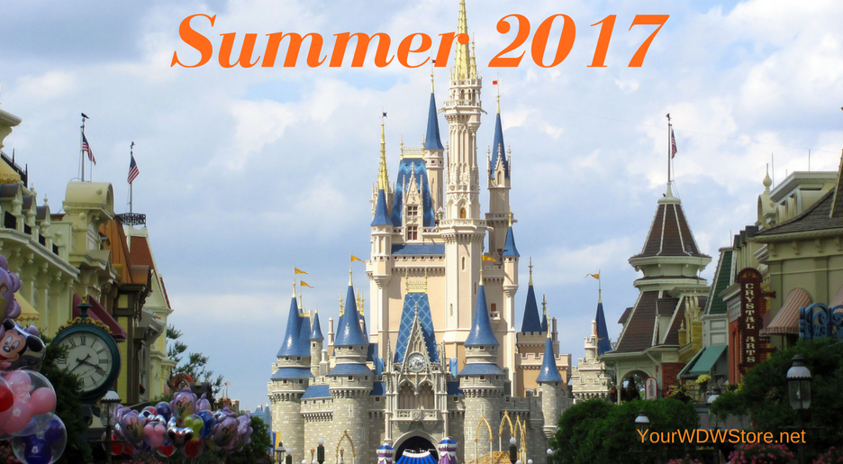 Get Ready for Summer 2017, Disney Style!