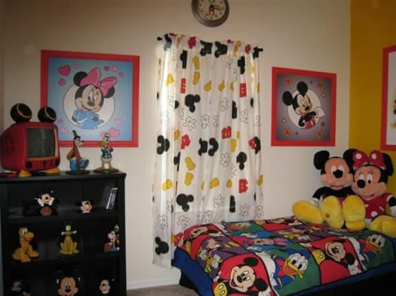 Deck Out Your Entire Home in Disney Home Décor