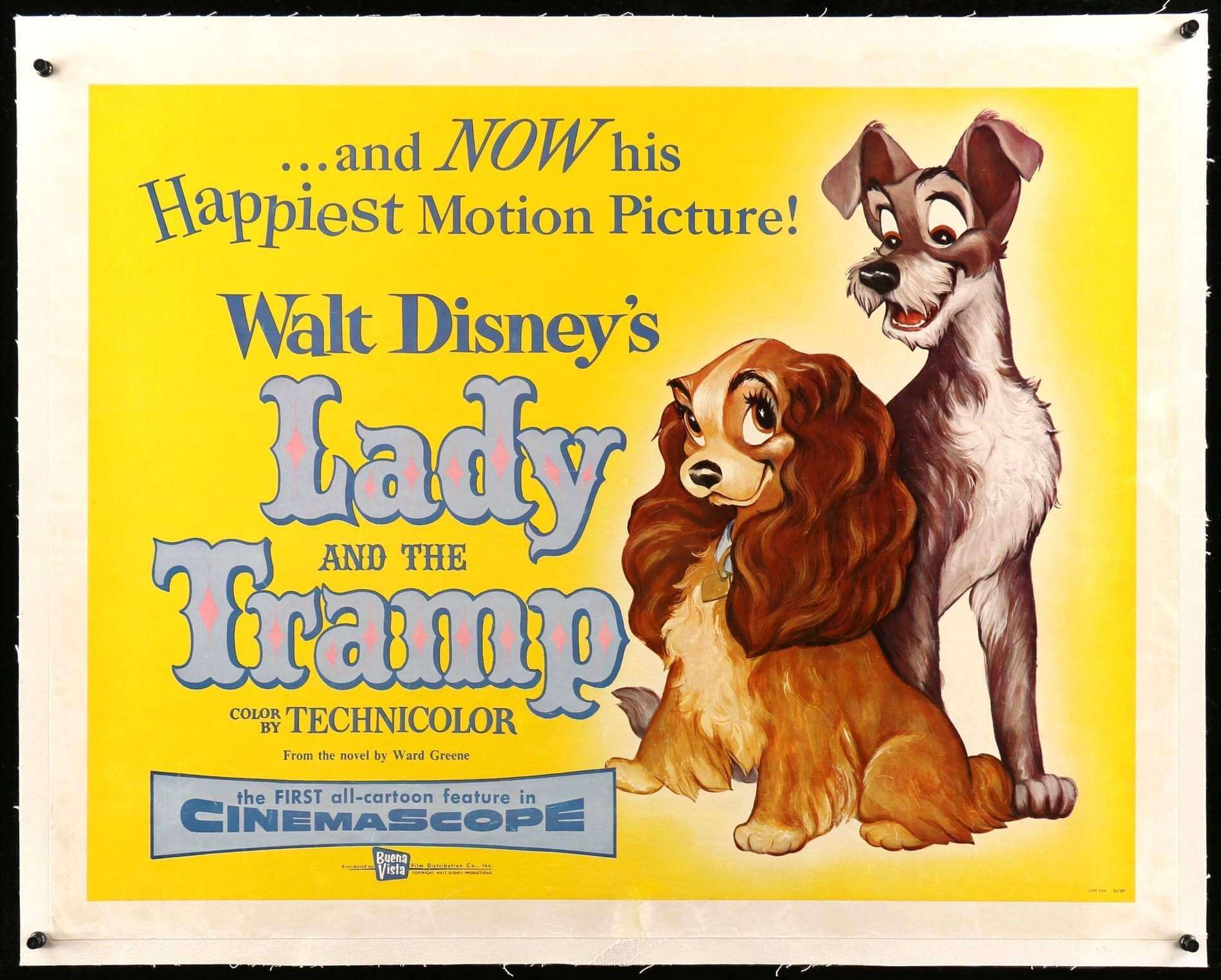 Lady and the Tramp - 1955 Classic