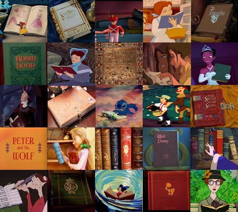 Discover the Magic of Reading with Disney Books