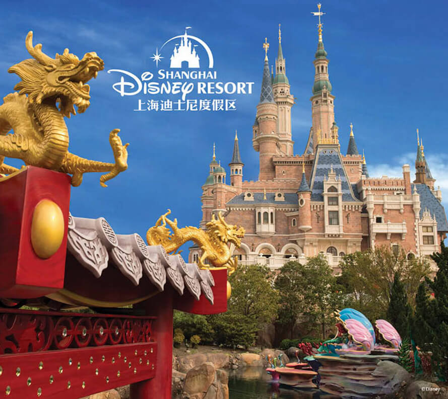 Shanghai Disney Resort, the Most Magical Place in China
