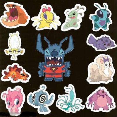 Your Wdw Store Disney Magnet Experiment 626 Stitch And