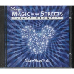 Disney CD - Magic in the Streets