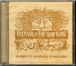 Disney CD - Festival of the Lion King