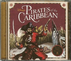 Disney CD - Pirates of the Caribbean