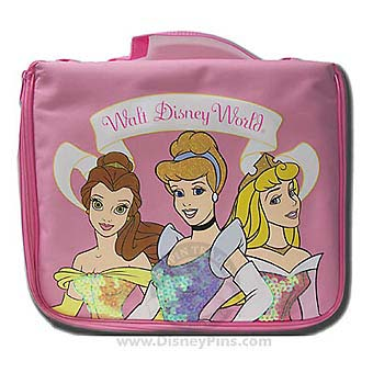 Disney Large Pin Bag - Princess